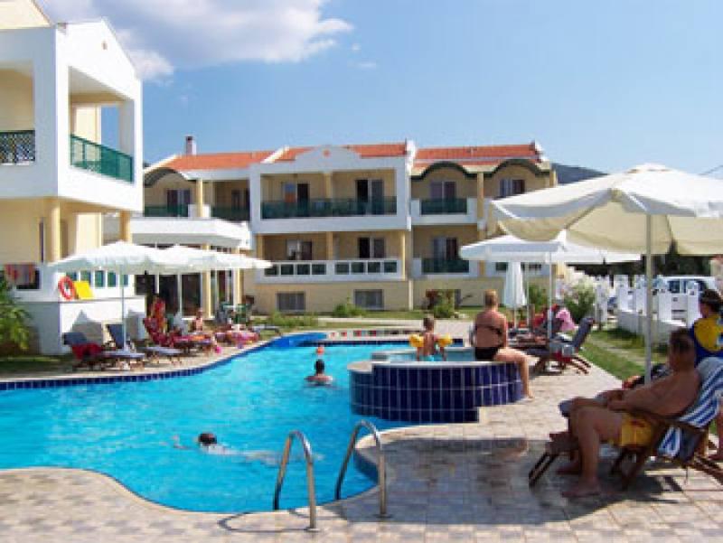 Hotel Aegean Sun - Skala Rachoni - Thassos